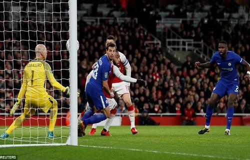 Tội đồ Rudiger gây họa, Chelsea bị loại ở bán kết League Cup - Ảnh 6.