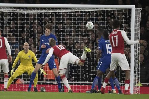 Tội đồ Rudiger gây họa, Chelsea bị loại ở bán kết League Cup - Ảnh 4.