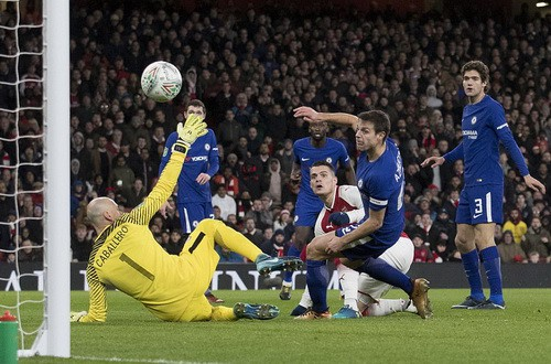 Tội đồ Rudiger gây họa, Chelsea bị loại ở bán kết League Cup - Ảnh 5.