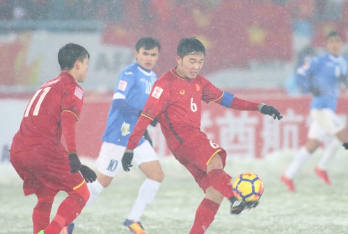 U23 Việt Nam mơ đến AFF Cup - Ảnh 1.