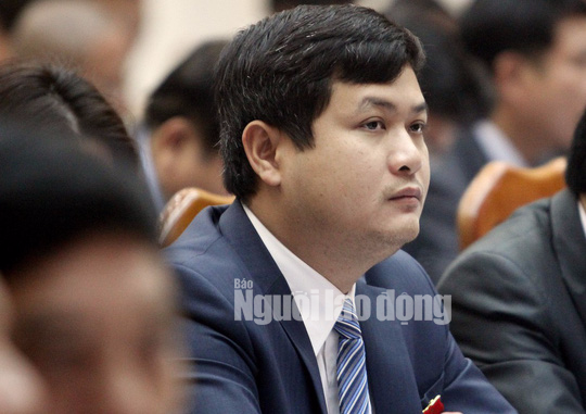 Việc xóa tên đảng viên ông Lê Phước Hoài Bảo được thực hiện ra sao? - Ảnh 1.