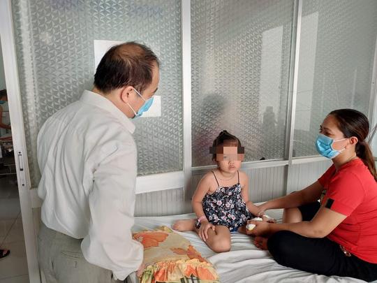 Bộ trưởng Bộ Y tế nhắc bài học cay đắng khi đến BV Nhi Đồng 2 - Ảnh 3.