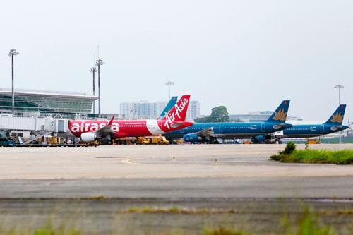 Không ưu ái VNA ở sân bay Long Thành - Ảnh 1.