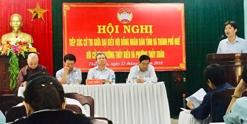 Thừa Thiên - Huế thận trọng với nhà máy nhiệt điện - Ảnh 1.
