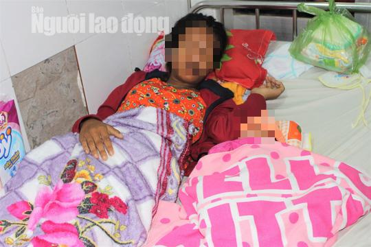 Sự thật vụ sản phụ 15 tuổi sinh con, bị chồng hành hạ, bắt ăn xin - Ảnh 1.