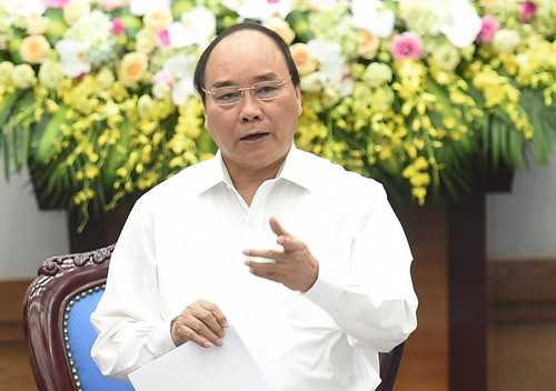 Thủ tướng: Xử lý nghiêm đối tượng dọa giết phóng viên điều tra vụ chợ Long Biên - Ảnh 1.