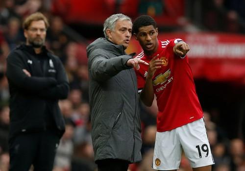 M.U - Liverpool 2-1: Klopp chê trọng tài, Mourinho đá xéo bình luận viên - Ảnh 6.