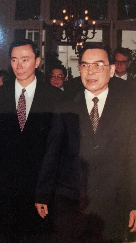 Kỷ niệm khó quên của các nhà ngoại giao với cố Thủ tướng Phan Văn Khải - Ảnh 8.