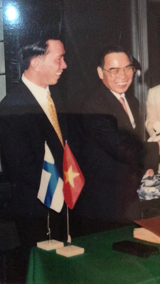 Kỷ niệm khó quên của các nhà ngoại giao với cố Thủ tướng Phan Văn Khải - Ảnh 9.