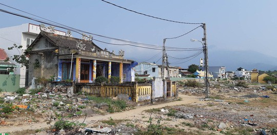 Chủ tịch Đà Nẵng quyết giữ nguyên hiện trạng làng chài Nam Ô - Ảnh 2.