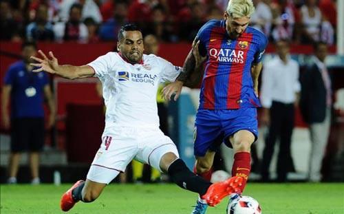 Muốn thắng Sevilla, Barcelona phải chờ Messi - Ảnh 1.