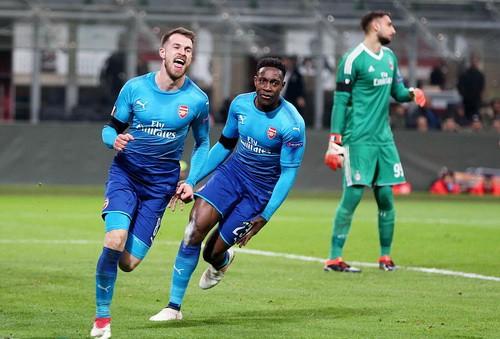 Arsenal bùng nổ khó tin, AC Milan thua tan tác sân nhà - Ảnh 6.