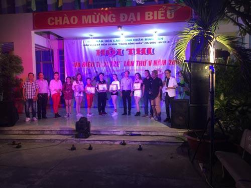 60 CNVC-LĐ tham gia Vũ điệu tuổi trẻ - Ảnh 1.