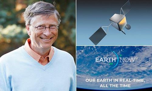 Giám sát toàn bộ hành tinh bằng vệ tinh - Ảnh 1.