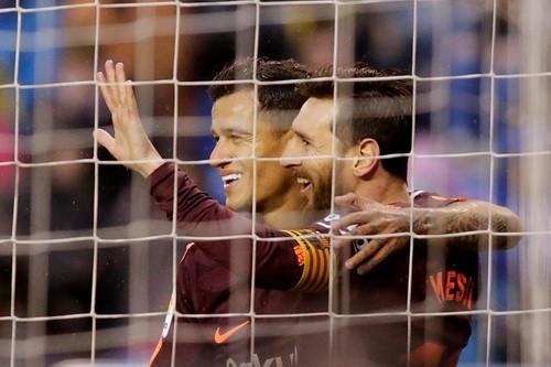 Đại thắng ở Riazor, Barcelona lên ngôi vô địch La Liga - Ảnh 3.
