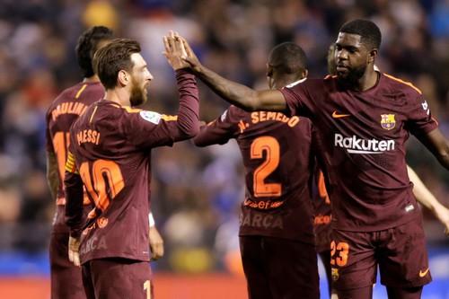 Đại thắng ở Riazor, Barcelona lên ngôi vô địch La Liga - Ảnh 4.