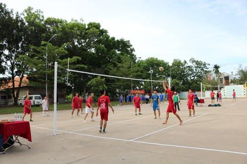 1.500 CNVC-LĐ tham gia hội thao - Ảnh 1.