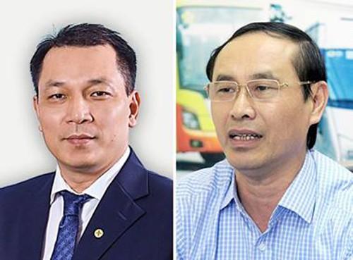 Thủ tướng bổ nhiệm 2 thứ trưởng giao thông và công thương - Ảnh 1.