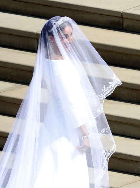 Những khoảnh khắc khó quên của đám cưới hoàng gia Anh - Ảnh 13.