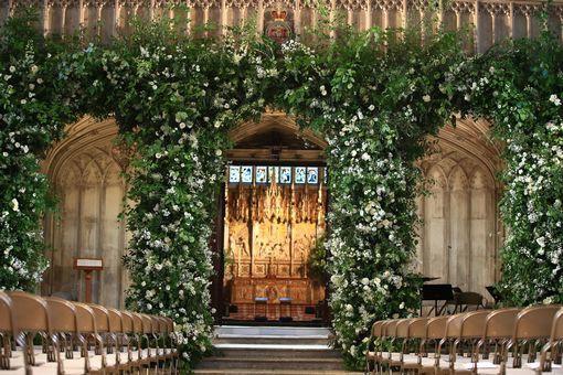 Đám cưới hoàng gia Anh: Nhẫn cưới đã trao - Ảnh 1.