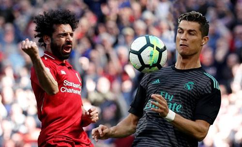 Chung kết Champions League: Ronaldo đại chiến Salah - Ảnh 1.