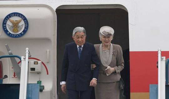 Điều đặc biệt khi Nhật hoàng chiêu đãi Chủ tịch nước Trần Đại Quang - Ảnh 4.