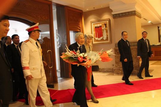 Điều đặc biệt khi Nhật hoàng chiêu đãi Chủ tịch nước Trần Đại Quang - Ảnh 6.