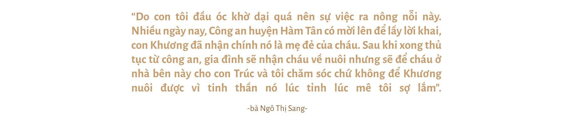 (eMagazine) - Cuộc đời khốn khổ của người mẹ chôn sống con ở Bình Thuận - Ảnh 1.