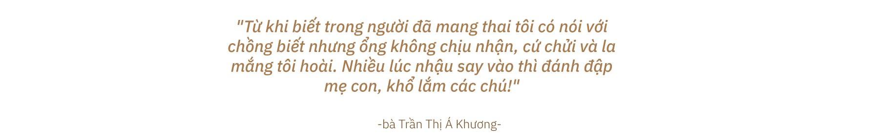 (eMagazine) - Cuộc đời khốn khổ của người mẹ chôn sống con ở Bình Thuận - Ảnh 4.