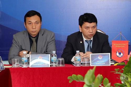 Tổng cục TDTT rút các ông Trần Quốc Tuấn, Lê Hoài Anh khỏi VFF - Ảnh 1.