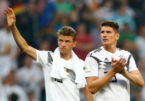 Đức và BraziL sáng cửa vô địch - Ảnh 1.