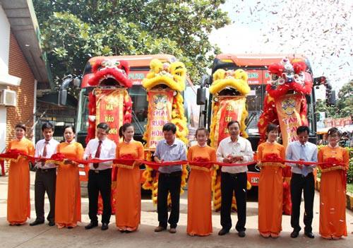 Phương Trang mở tuyến Buôn Ma Thuột - Nha Trang - Ảnh 1.