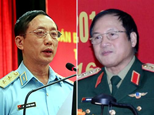UBKT Trung ương đề nghị kỷ luật  1 thượng tướng và 1 trung tướng - Ảnh 2.
