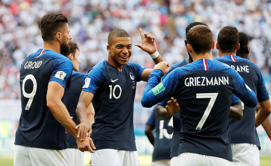 Pháp - Argentina 4-3: Mbappe được so sánh với Pele, Ronaldo béo - Ảnh 6.