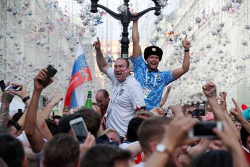 Tạm biệt nước Nga mùa World Cup - Ảnh 1.
