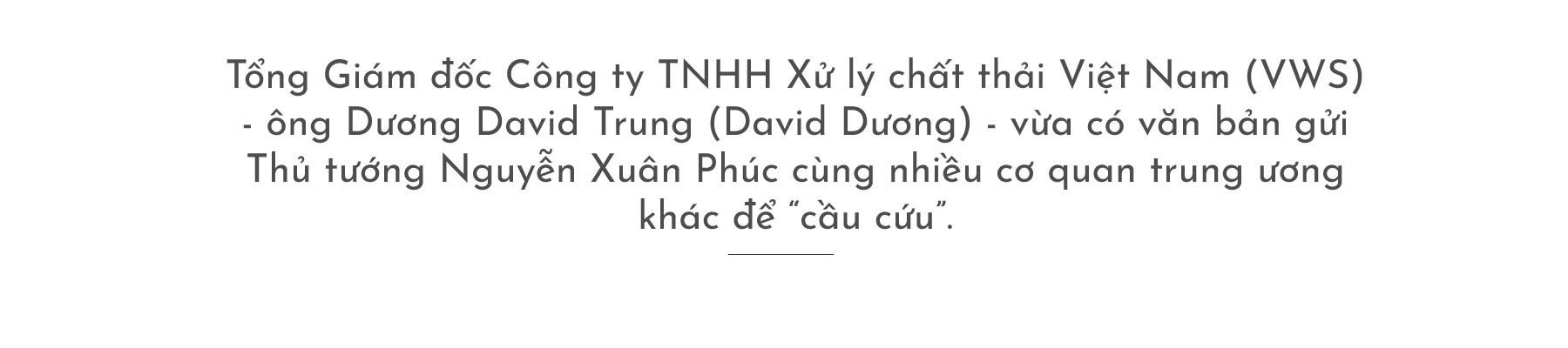 Vì sao vua rác David Dương cầu cứu Thủ tướng? - Ảnh 1.