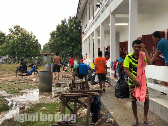 Chùm ảnh 2.800 người bị ảnh hưởng vỡ đập ở Lào sống ra sao? - Ảnh 5.