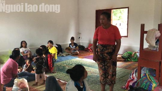 Chùm ảnh 2.800 người bị ảnh hưởng vỡ đập ở Lào sống ra sao? - Ảnh 6.