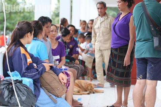 Chùm ảnh 2.800 người bị ảnh hưởng vỡ đập ở Lào sống ra sao? - Ảnh 2.
