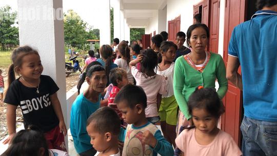 Chùm ảnh 2.800 người bị ảnh hưởng vỡ đập ở Lào sống ra sao? - Ảnh 10.