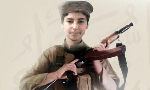 IS thừa nhận con trai thủ lĩnh tối cao bỏ mạng ở Syria - Ảnh 1.