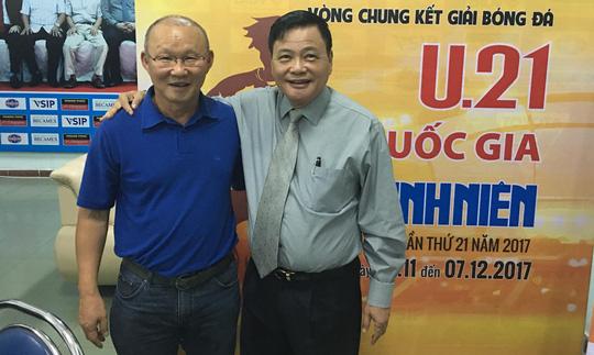 Ông Nguyễn Công Khế rút khỏi danh sách ứng cử chủ tịch lẫn phó chủ tịch VFF - Ảnh 1.