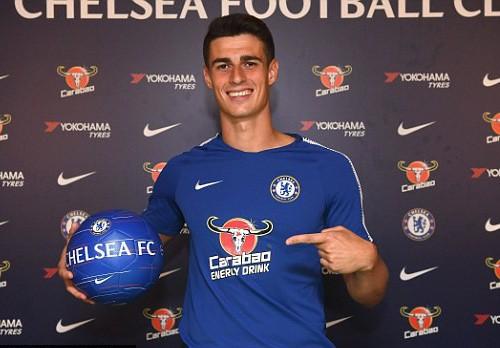 Kepa Arrizabalaga chính thức gia nhập Chelsea với giá kỷ lục - Ảnh 4.