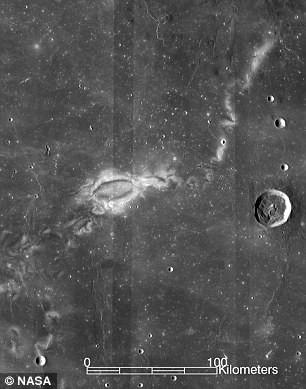 Sự thật về mặt người ẩn hiện trên mặt trăng - Ảnh 5.