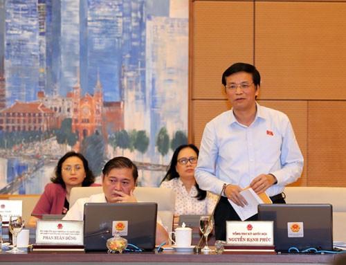 Sẽ miễn nhiệm chức bộ trưởng của ông Trương Minh Tuấn - Ảnh 1.