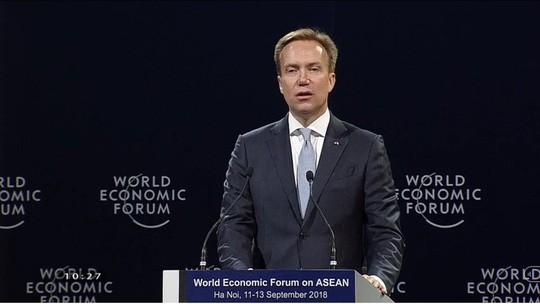 Khai mạc WEF ASEAN: Đề xuất ASEAN hòa mạng di động một giá cước - Ảnh 6.