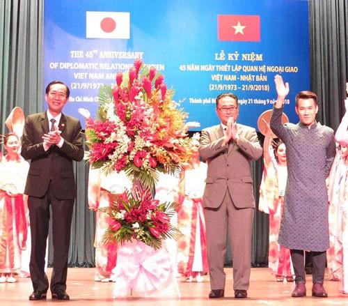 Nâng tầm quan hệ Việt Nam - Nhật Bản - Ảnh 1.