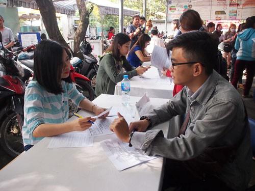 TP HCM khan hiếm lao động phổ thông - Ảnh 1.