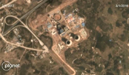 Nhà máy năng lượng than Trung Quốc gây lo ngại - Ảnh 1.