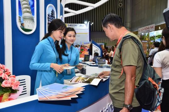 Thỏa sức săn vé rẻ tại Hội chợ Du lịch Quốc tế TP HCM - Ảnh 3.
